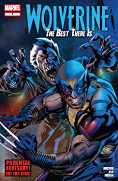 Wolverine: The Best There Is (2010-2011) #5