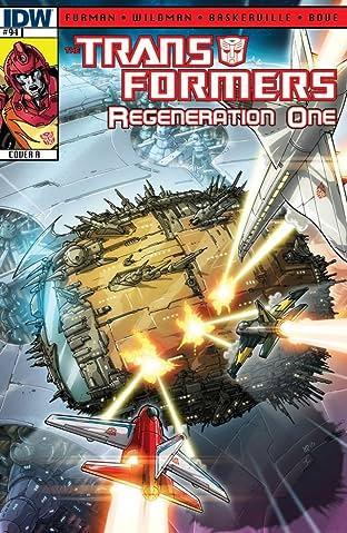 Transformers: Regeneration One #94