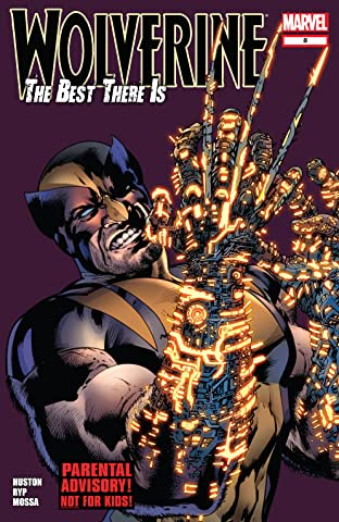 Wolverine: The Best There Is (2010-2011) #8