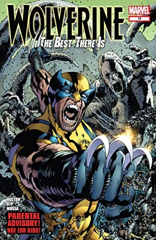 Wolverine: The Best There Is (2010-2011) #10