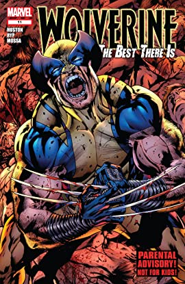 Wolverine: The Best There Is (2010-2011) #11
