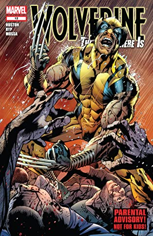 Wolverine: The Best There Is (2010-2011) #12