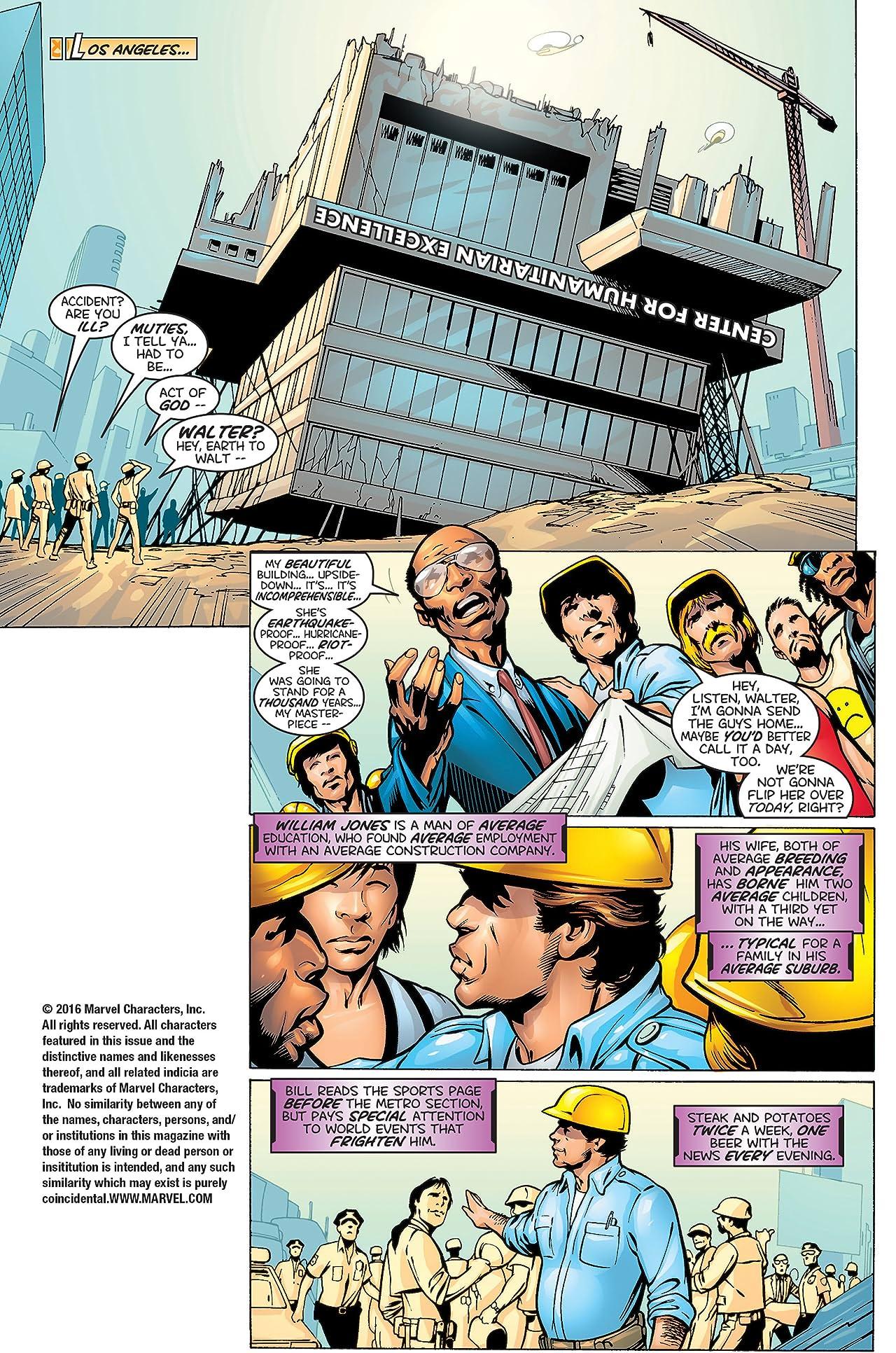 X-Men (1991-2001) #85