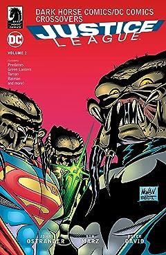 Dark Horse Comics/DC Comics: Justice League Vol. 2