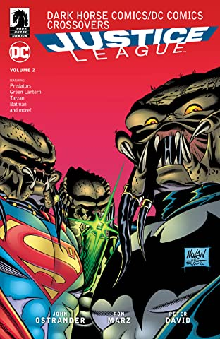 Dark Horse Comics/DC Comics: Justice League Vol. 2