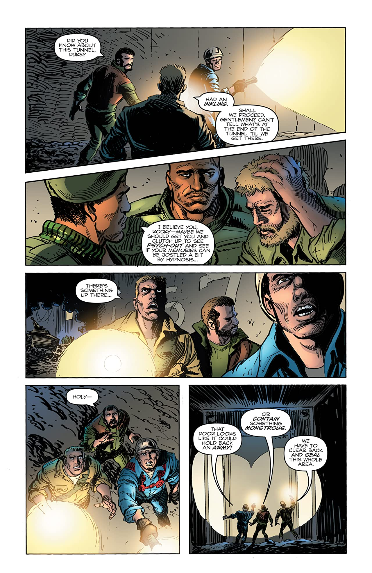 G.I. Joe: A Real American Hero #193