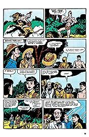 Tarzan: The Jesse Marsh Years Omnibus Vol. 1