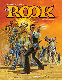 W.B. DuBay's The Rook Archives Vol. 1