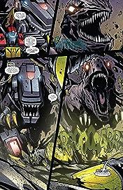 Transformers: Prime - Beast Hunters #4