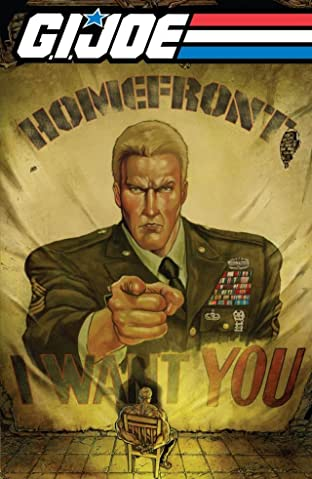 G.I. Joe (2013-2014) Tome 1: Homefront