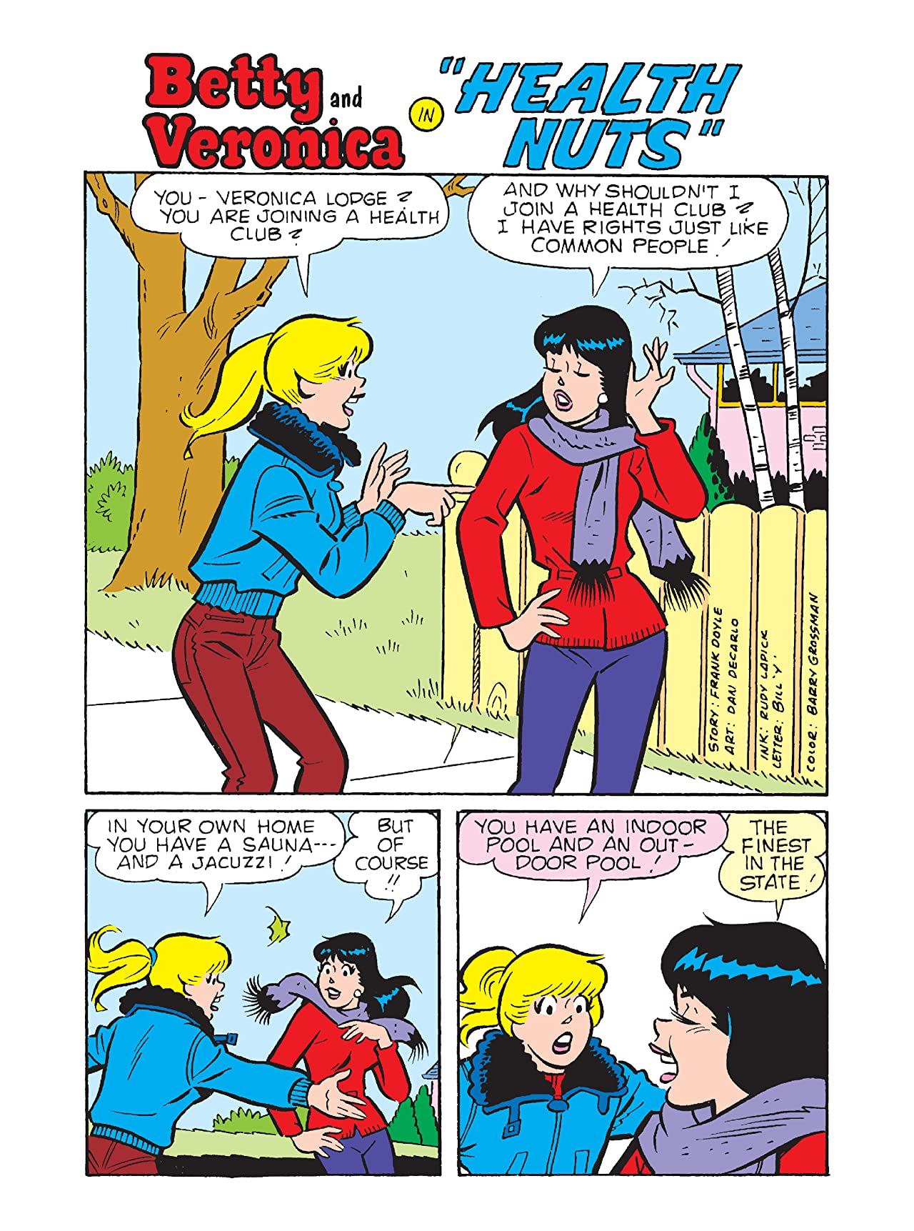 Archie 75th Anniversary Digest #5