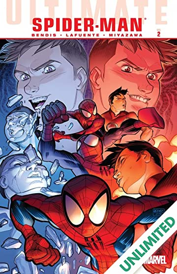 Ultimate Comics Spider-Man Vol. 2: Chameleons