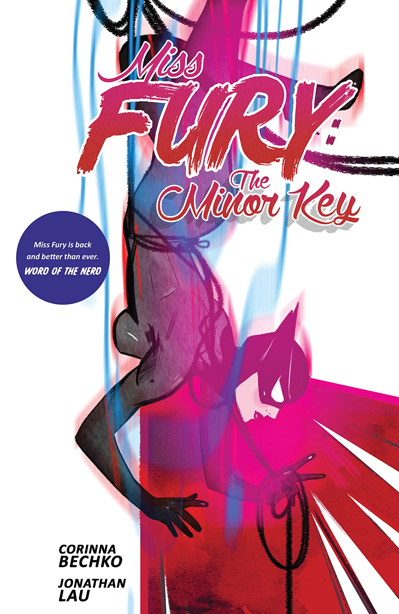 Miss Fury (2016) Vol. 1: The Minor Key