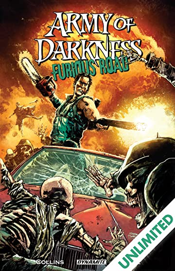 Army Of Darkness: Furious Road