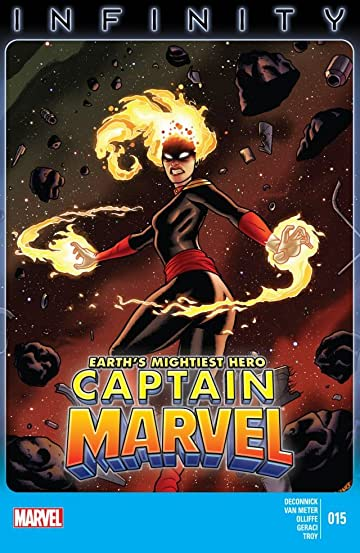 Captain Marvel (2012-2013) #15