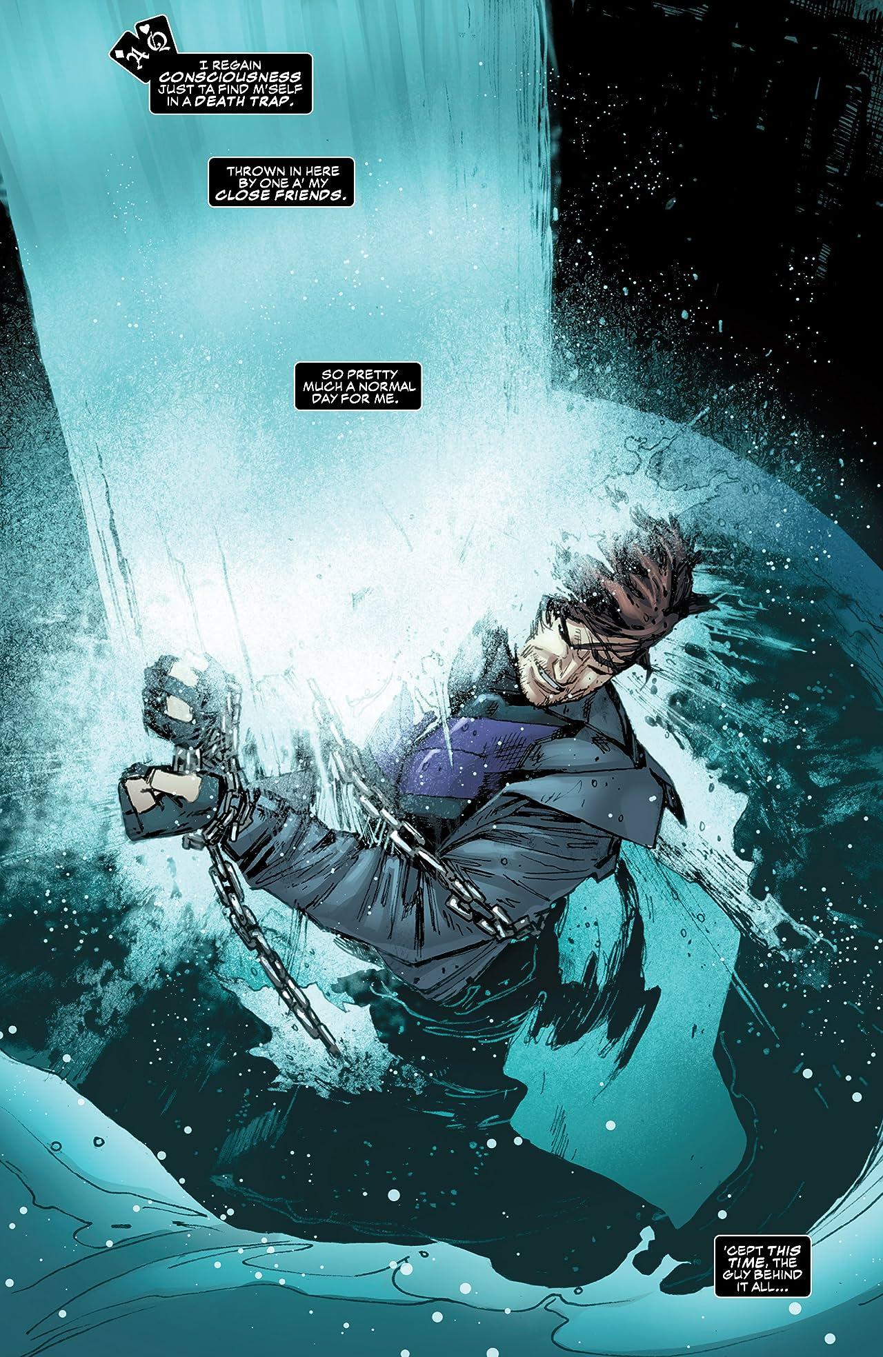Gambit (2012-2013) #16