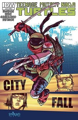 Teenage Mutant Ninja Turtles #25