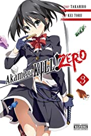 Akame ga KILL! ZERO Vol. 3