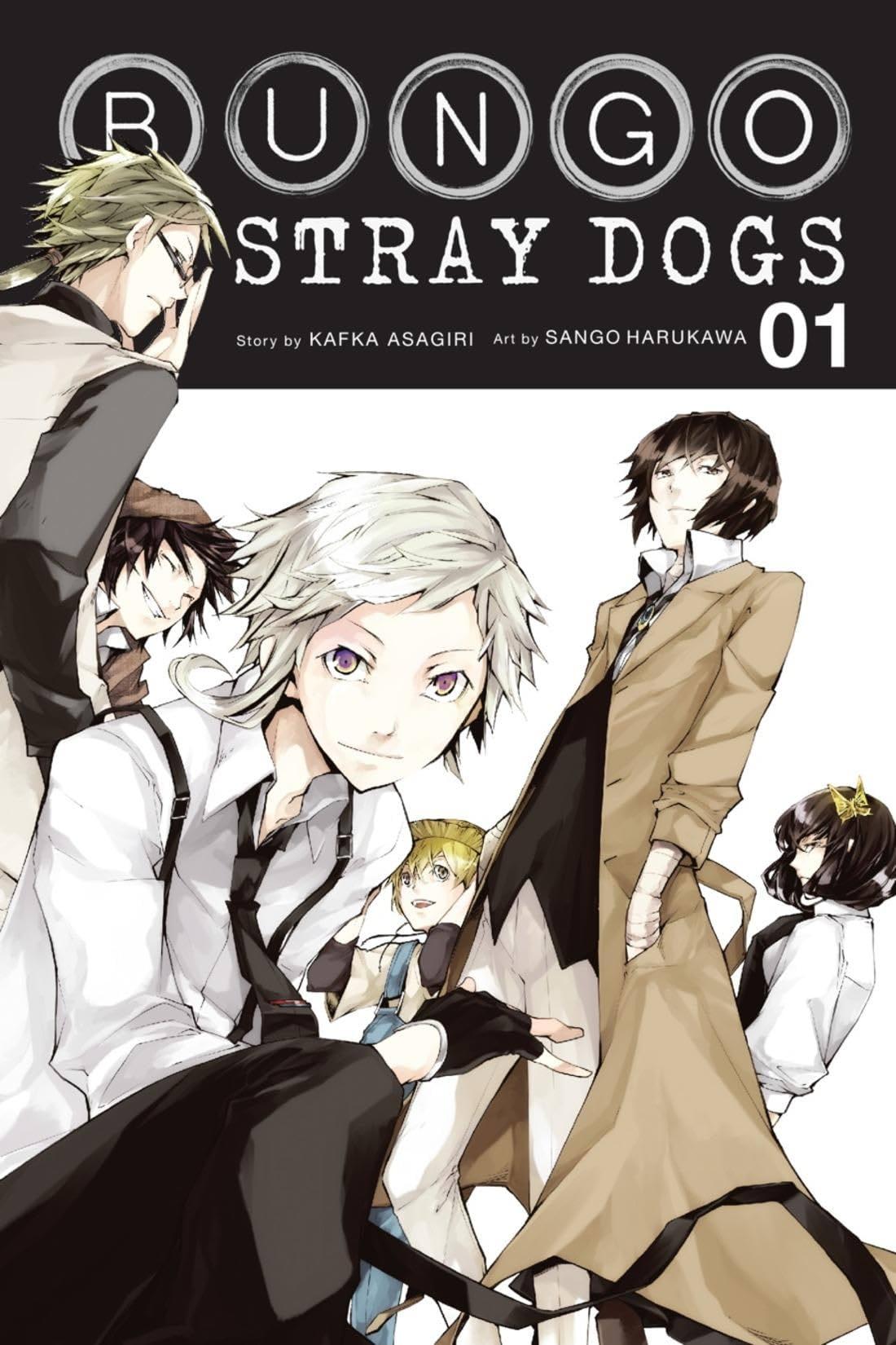 Bungo Stray Dogs Vol. 1