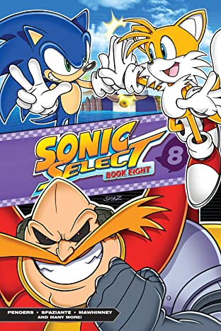 Sonic Select: Book Eight