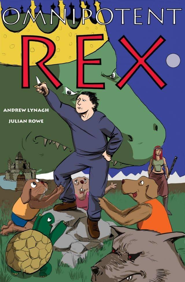 Omnipotent Rex #1