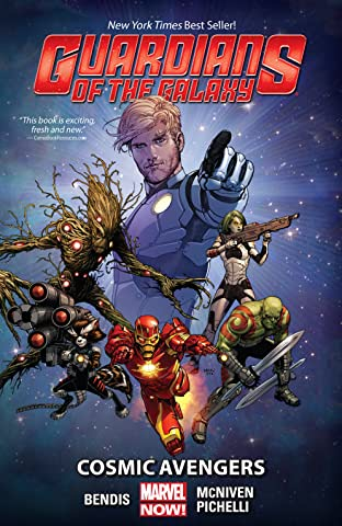 Guardians of the Galaxy Tome 1: Cosmic Avengers