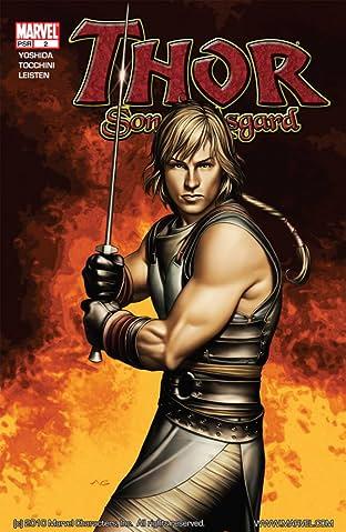 Thor: Son of Asgard #2