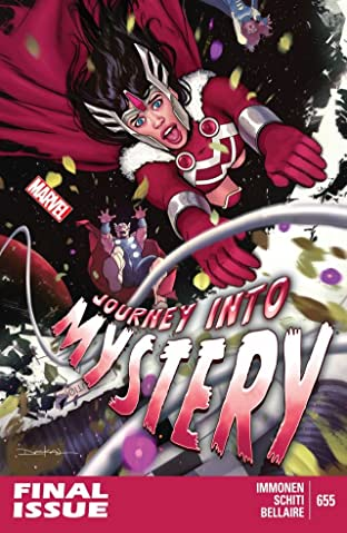 Journey Into Mystery (2011-2013) #655