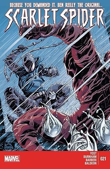 Scarlet Spider #21