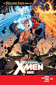 Wolverine and the X-Men #35