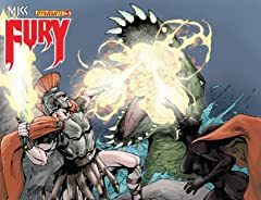 Miss Fury Digital: Into Hades #3 (of 6)