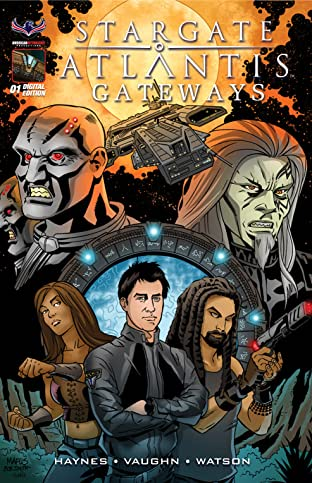 Stargate Atlantis: Gateways No.1