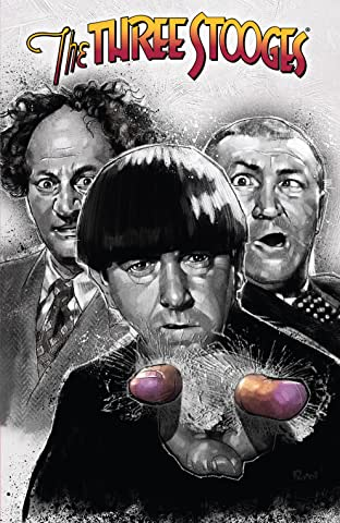 The Three Stooges COMIC_VOLUME_ABBREVIATION 1