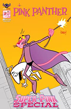 The Pink Panther Super Special #1