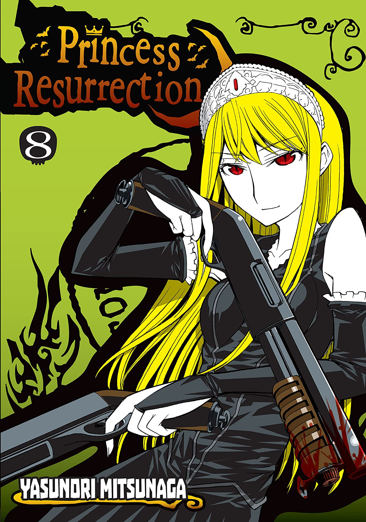 Princess Resurrection Vol. 8
