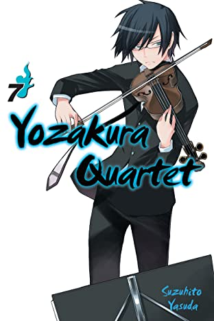 Yozakura Quartet Vol. 7