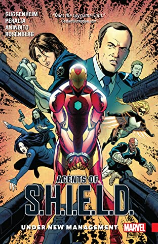 Agents of S.H.I.E.L.D. Tome 2: Under New Management