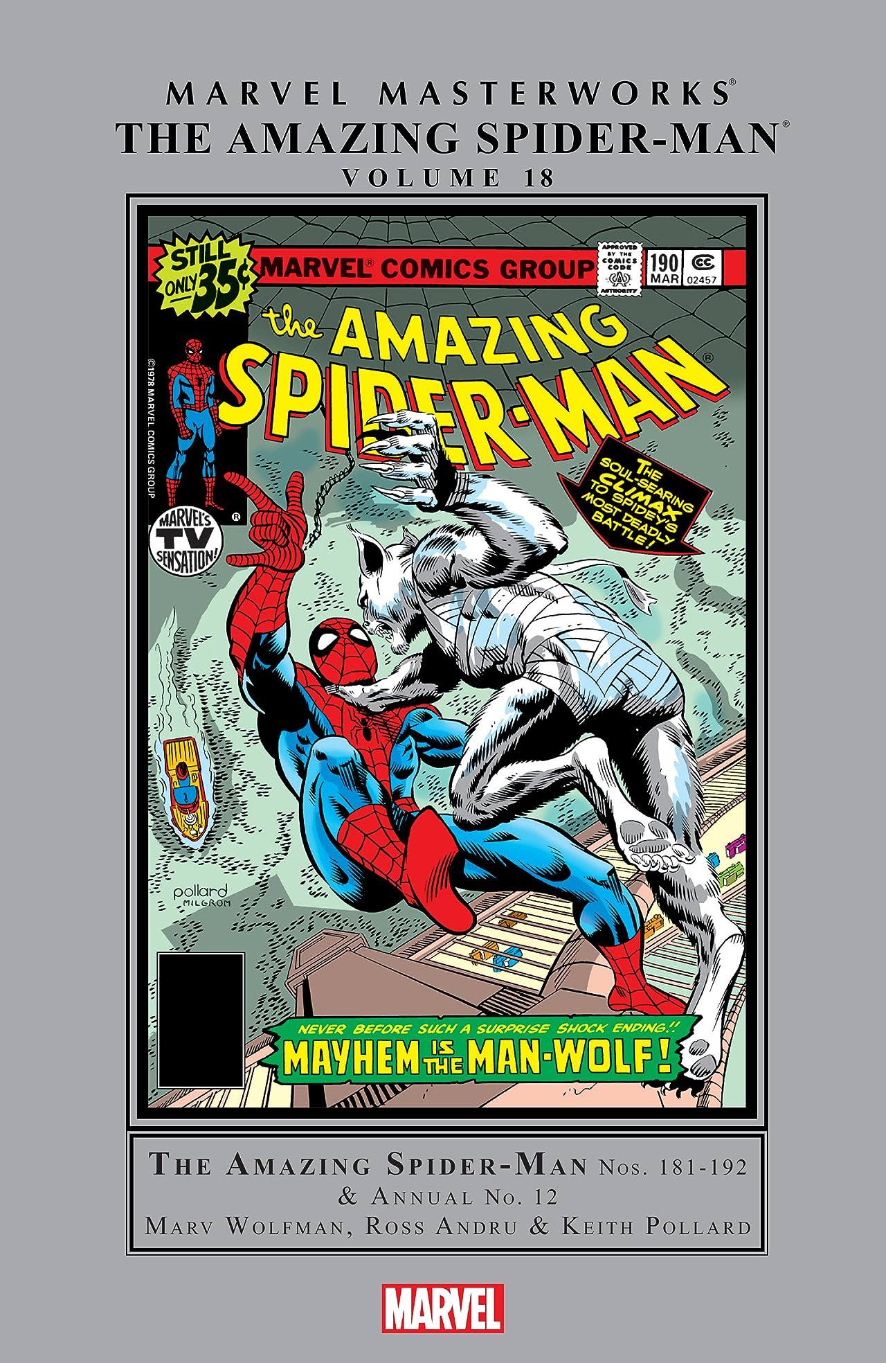Amazing Spider-Man Masterworks Vol. 18