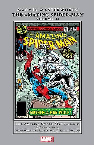 Amazing Spider-Man Masterworks Tome 18