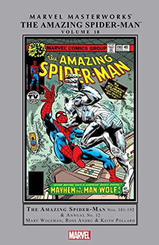 Amazing Spider-Man Masterworks Vol. 18