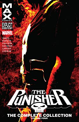 Punisher Max: The Complete Collection Tome 4