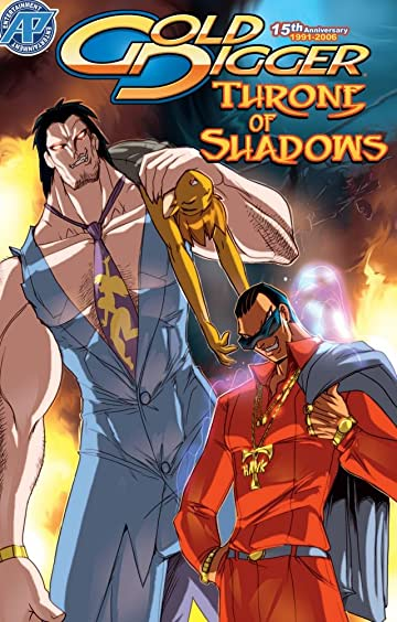 Gold Digger: Throne of Shadows #2 (of 4)