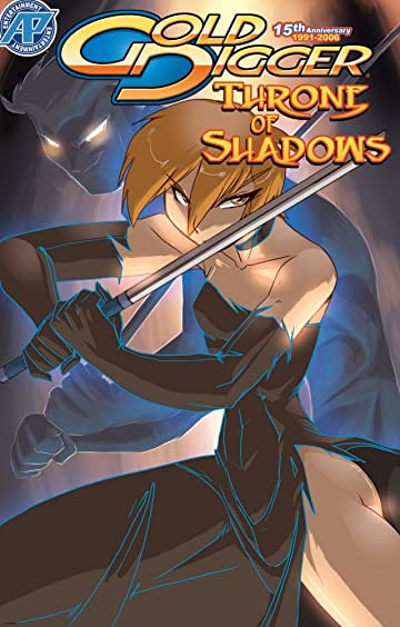 Gold Digger: Throne Of Shadows #4 (of 4)