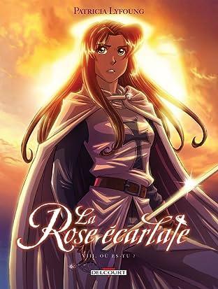 La Rose écarlate Tome 8: Où es-tu ?