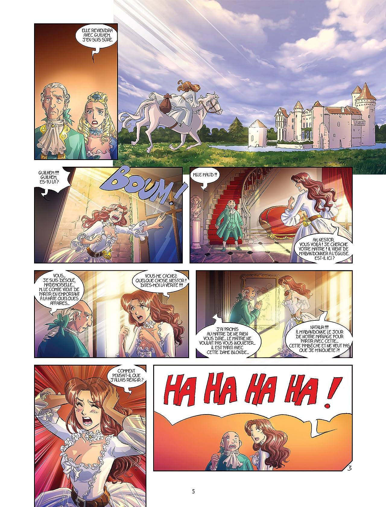La Rose écarlate Vol. 8: Où es-tu ?