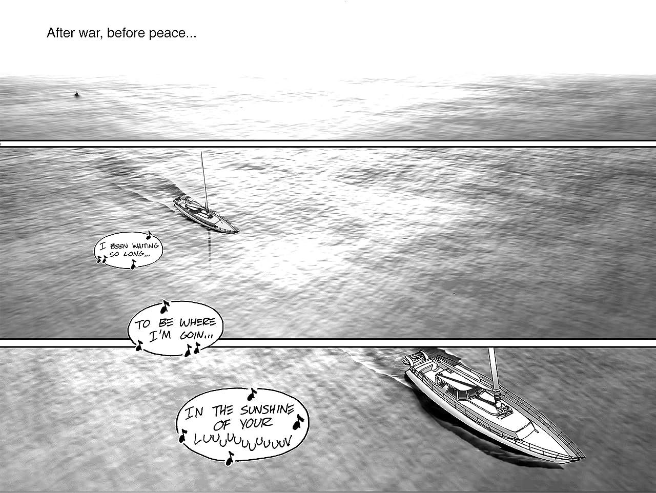 Twilight X Book 1: After War