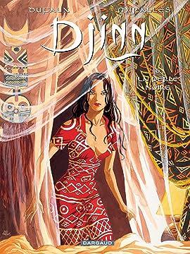Djinn Tome 6: La Perle noire