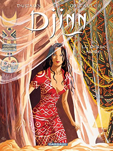 Djinn Vol. 6: La Perle noire