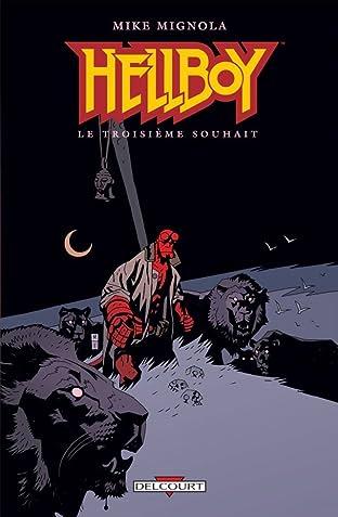 Hellboy Tome 7: Le Troisième souhait