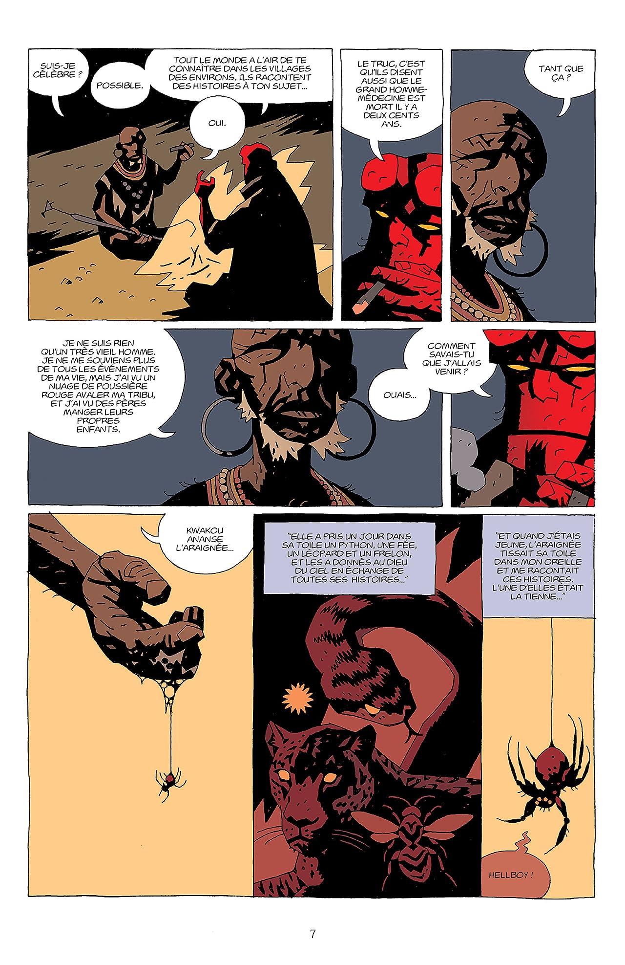Hellboy Vol. 7: Le Troisième souhait